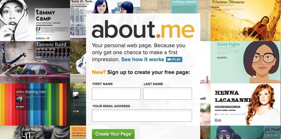 viadeo cv en ligne Où et Comment Créer Son CV en ligne ? LinkedIn, Viadeo, About.me  viadeo cv en ligne
