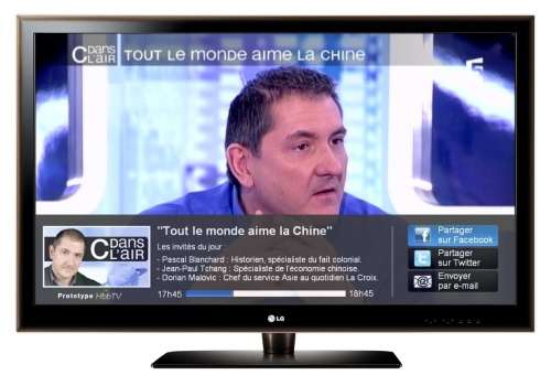 social tv, sociale tv, tv connecte, tv connectée,pour tv, pour la télévision, définition social tv, chiffres tv connectée, chiffres social tv, principe social tv, principe tv connectée, facebook tv, twitter tv